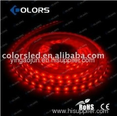 RGB Waterproof Flexible Led Strip Light DC24V