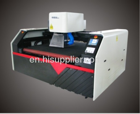 Garment accessories Laser Cutting Machine