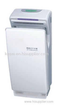 New featured infrared sensor high efficient quiet widespread use Automatic Jet High-speed hotel office home Hand dryer