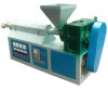 Rubber extruder production line