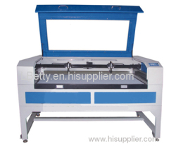 DR-QGT Double-head laser cutting machine