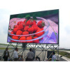 Outdoor full color LED advertising displays