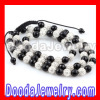 Fashion Shamballa Crystal Disco Ball Necklace Wholesale