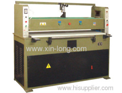 XL627-25T/30T Surface Hydraulic Pressure Cutting Machine