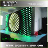 led vision curtain/led video curtain