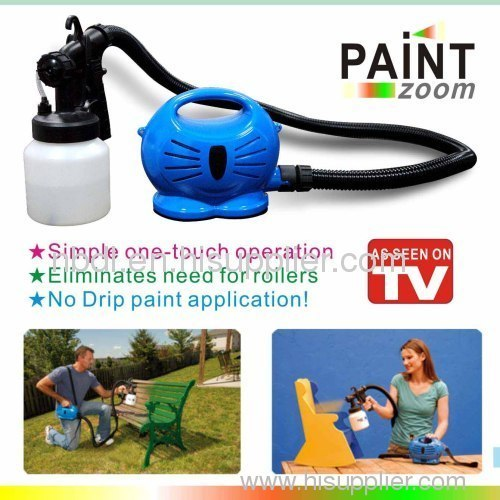 The New Paint Zoom , paint sprayer