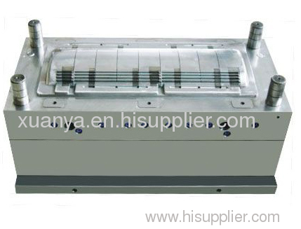 plastic air-condition mould