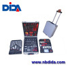 186PC Combination car repair Tool Set in Aluminium Case Manufacture