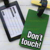 Customized Plastic travel luggage tag