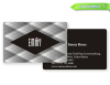 durable business card