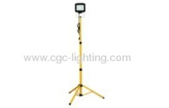 3W LED work lamp with tripod