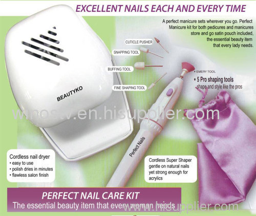 perfect nail kit as seen on tv