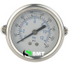 Standard Liquid Filled Pressure Gauge (TYPE D)