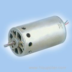 1800 12V High Speed High Efficiency Chopper Home Appliance DC Motor