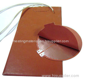 silicone rubber heater mats