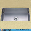 Single Bowl Stainlesss Steel Sink
