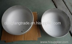 pipe fitting cap