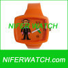Colorful Jelly Quartz Kids watch(NFSP020)