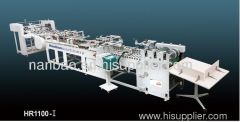 Semi-automatic Type Paper Bag Forming Machine HR110-I