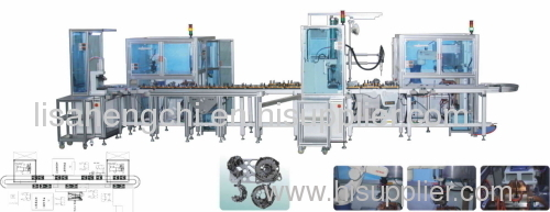 H-beam Steel Auto-welding Machine