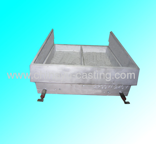 Aluminum Cast-in heater