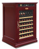 wine cooler with humidity control