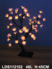 indoor light, LED lighting branch,LED Christmas tree light, 48L light tree