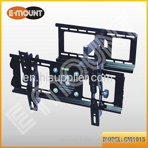 LCD single arm tv mount for 23