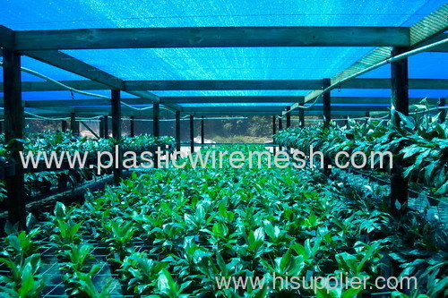 Horticultural shade cloth