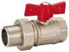 Brass Pipe Union Ball Valve