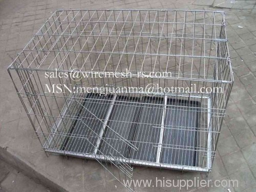 Pet Cage easy to setup and fold in seconds