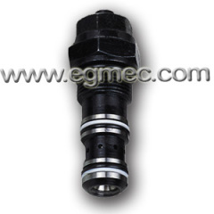 Cartridge Type Metric Threaded Connection Hydraulic Pressure Reducing Valve