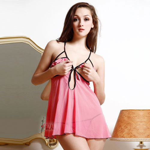 Sexy Chemise Lingerie babydoll dress
