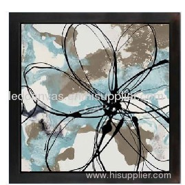2011 Abstract Canvas Painting