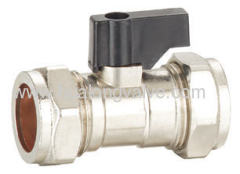 WRAS Approved Brass Isolating Valve