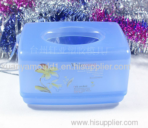 mold,plastic tissue box mould