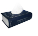 Book Tissue Box