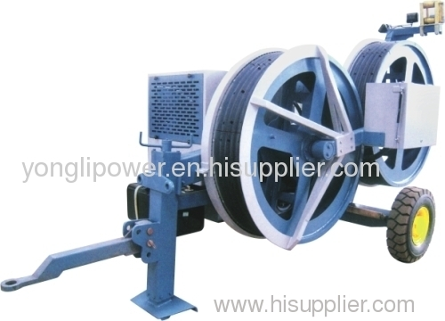 40KN tension hydraulic pressure cable tensioner