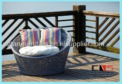 garden rattan furniture sun chaise lounge