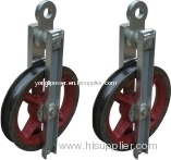 50~300KN High speed re-directional turning pulley block