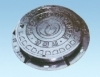 round manhole cover and frame