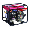 Forced air-cooled Portable Diesel Generator