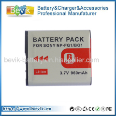 NP-FG1 Battery for sony DSC-W55 W80 W120 W200 N1