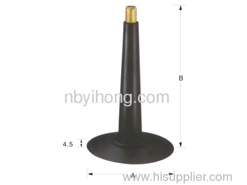 The glue seat inner tube valve&TR150