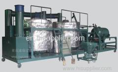 engine&motor oil recycling plant