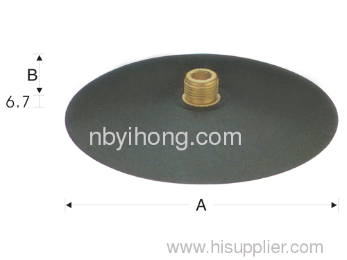 Threaded connection pressing type valve&TRSP1000