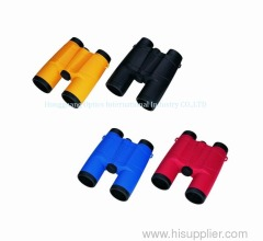 Binoculars four colours assorted