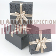Gift Stationery Inspection Services