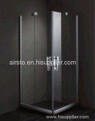 Shower enclosures/shower rooms/simple shower doors/304 stainless steel hinges and handles