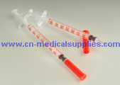 U-40 Insulin Syringes